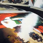 Art now soil on canvas 130x75 cm