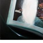 untitled(Velazquze) oil on canvas 40x40 cm