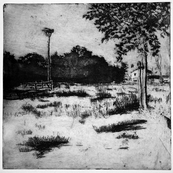 Polish Landscape 2, 20x20 cm.etching - Copy-da07811040